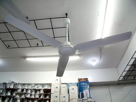 3D Ceiling Fan