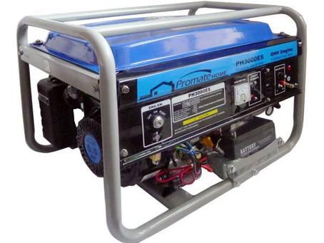 PROMATE Power Generator Promotion