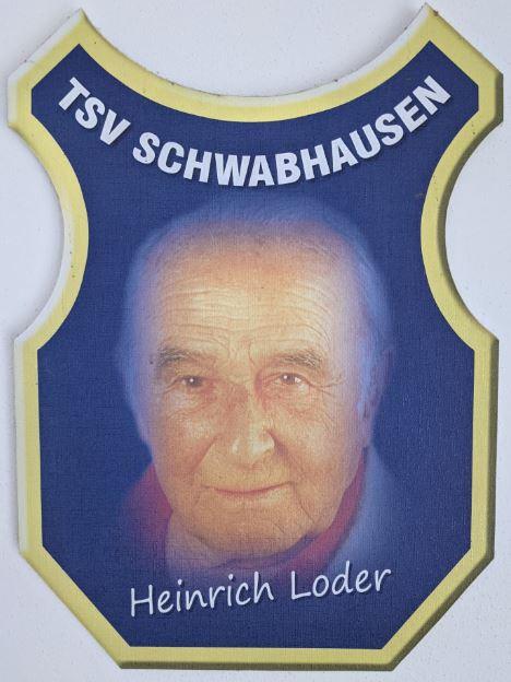 In Erinnerung an unseren unvergessenen HEINI LODER der am 23. April d.J. 100 Jahre alt geworden wäre