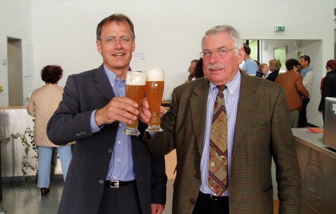 GRATULATION unserem Ehrenmitglied Adolf Forstner zum 90. Geburtstag