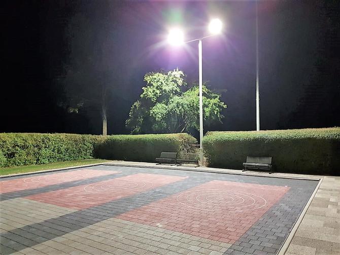 DIE NACHT WIRD ZUM TAG: Stockbahnen jetzt mit neuer LED-Beleuchtung
