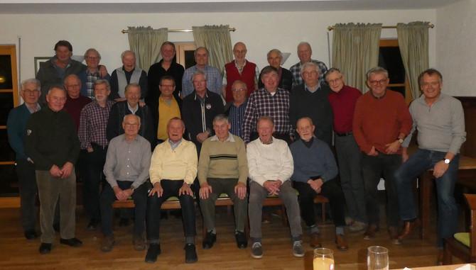 HERRENGYMNASTIK: Mitgliederversammlung 2020