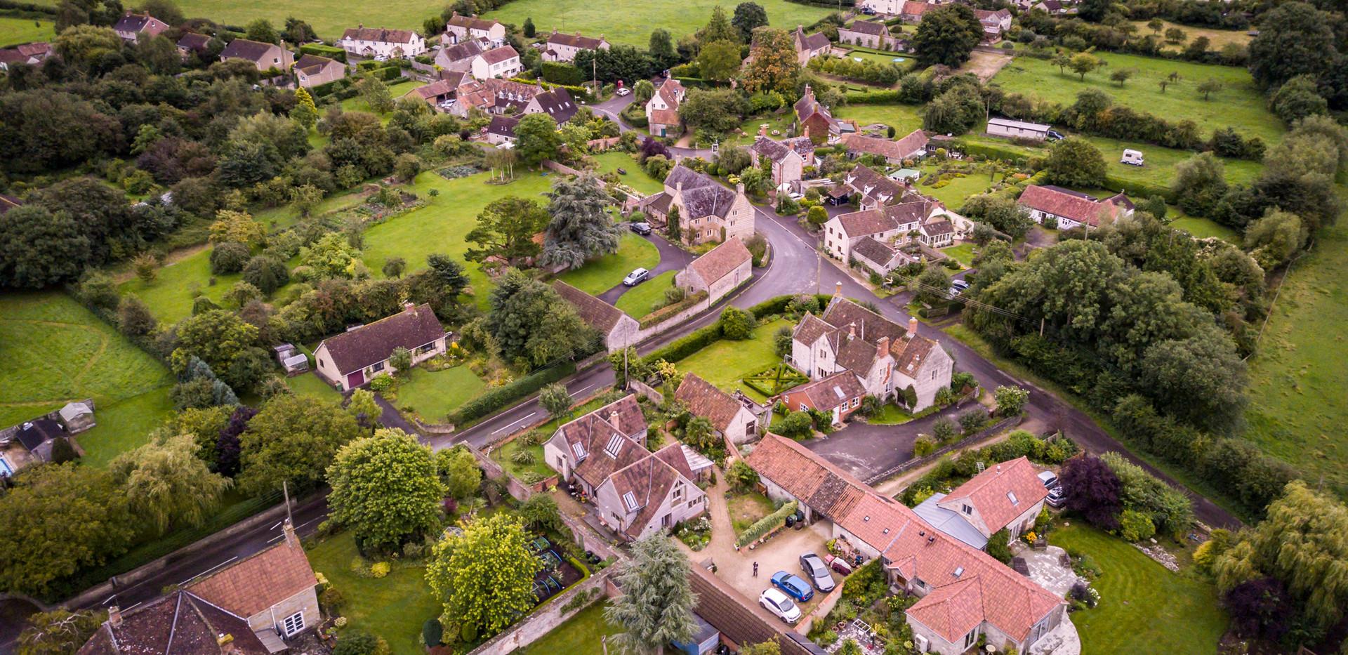Rural Village, Somer