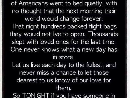 Always Faithful   America's Night Before