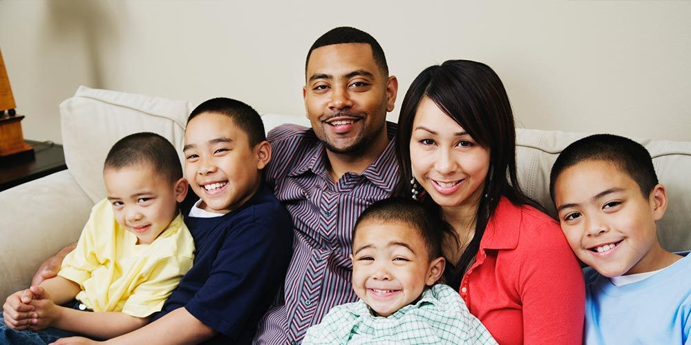 ironman faithful marriage blended family