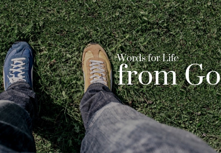 God's Words For Your New Year: Purposeful and Intentional