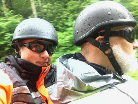 #HOGWild18: Day 5 – Asheville, North Carolina – Little Switzerland – Blue Ridge Pa