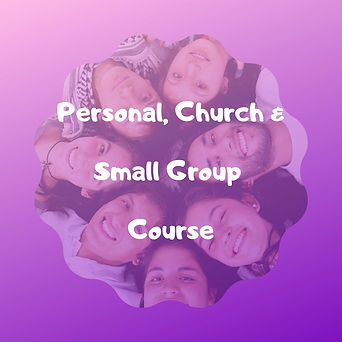 Personal, Church & Small Group Course.jp
