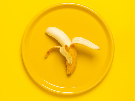 Come, Sit At My Table. Unless…The Banana Sandwich
