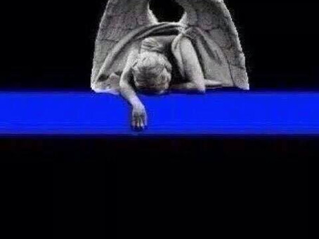 Why are police funerals good for the profession?