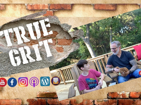 True Grit Podcast Kicks Off With Special Guest