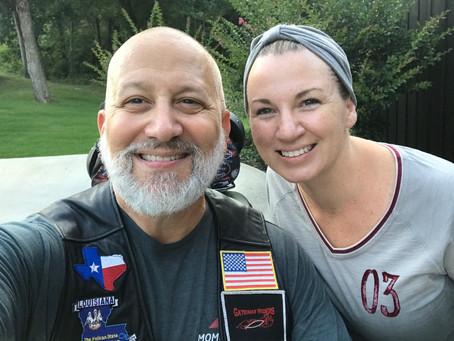#HOGWild18 – Day 1 – Dallas to Magnolia, Arkansas