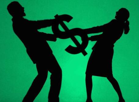 5 Dangers In Marriage Money Management