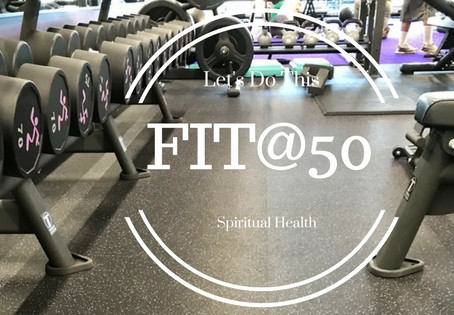 FIT@50: An Odd Space For A Kettlebell
