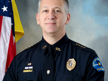 Chief Scott Silverii, Ph.D. Named Executive Fellow | Police Foundation