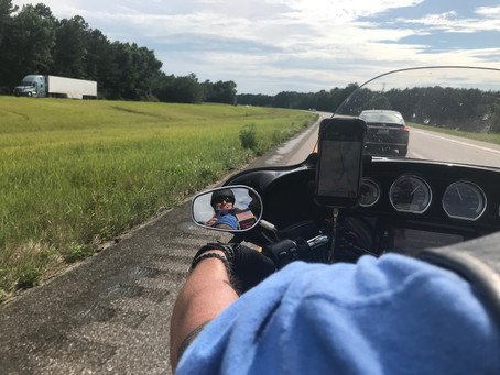 #HOGWild18: Day 8 – Montgomery, Alabama to Biloxi, Mississippi