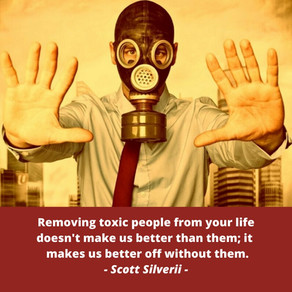 An Antidote For Toxicity