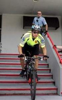 """Pre"" teaching the  art of ""Bike"""