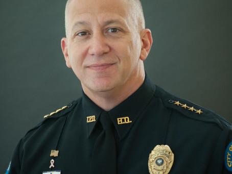 Chief Scott Silverii, PhD Announces Retirement