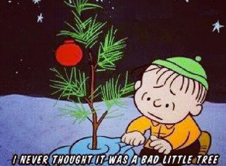 Making a Mess of Christmas: Linus Knows Better