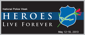 National Police Week: What is a Police Officer?