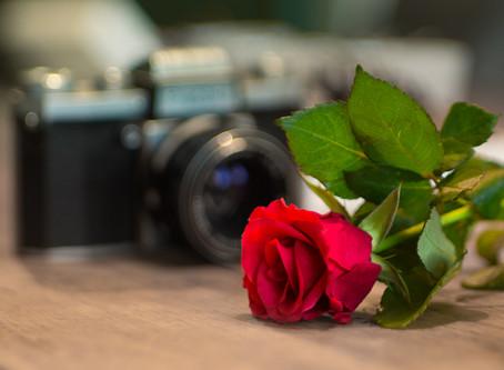 Be a True-Blue Valentine