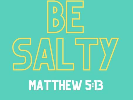 Stay Salty My Friend