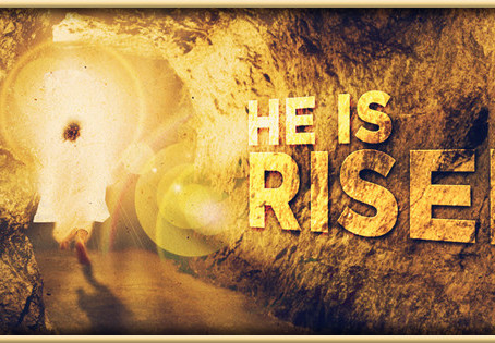 He Is Risen: Happy Easter