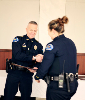 TPD Celebrated 3rd Annual Blue Summit