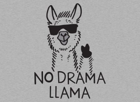 faithful pruning family drama llama