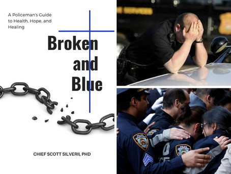 Freedom From Pain? Broken And Blue Is Required Reading For LEO & Family