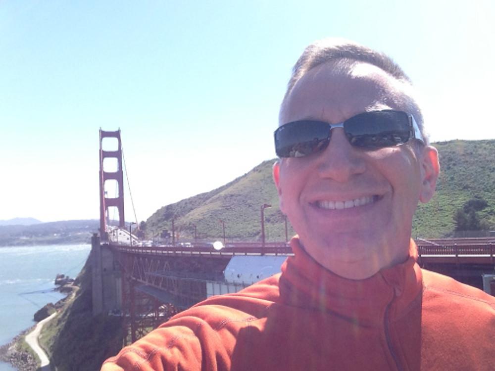 No Cheeze at the Golden Gate Bridge