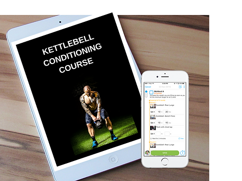 Kettlebell Conditioning Series