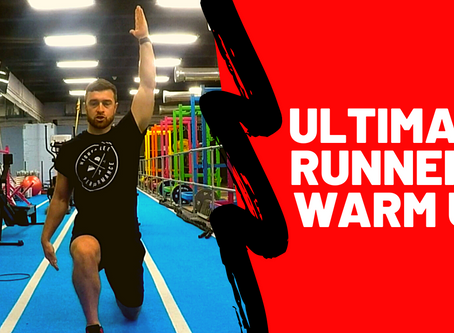The Ultimate Runner's Warm Up