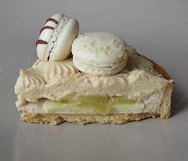tarte pommes caramel beurre salé