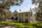 The W.E. Law House in Brooksville, Florida as a fine art print for the walls of your home or office.