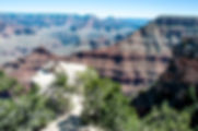 Picture of the Grand Canyon at Mather Point as a fine art print for the walls of your home or office.