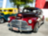 Picture of a 1947 Chevy for your home or office, as a fine art car print.