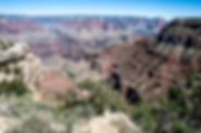 Grand Canyon ovelook as a fine art print for the walls of your home or office.