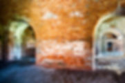 Picture oBrick Archways.jpg the brik archway in Ft. Morgan as a fine art prin for the walls of your home or office.