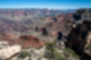 The Grand Canyon Maricopa Point as a fine art print for the walls of your home or office.
