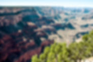 Gran Canyon south rim view as a fine art print for the walls of your home or office.