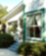 Picture of the Guptill House in Spanish Point, Florida as a fine art print for the wall of your home or office.