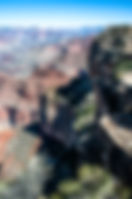 South rim biew of the Grand Canyon as a fine art print for the walls of your home or office.