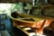 Picture of working boatyard in Spanish Point, Florida as a fine art print for the wall of your home or office.