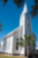 Picture of Homeland Methodist Church in Homeland, Florida as a fine art print for the wall of your home or office.