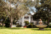 The Roy Chelf House in Brooksville, Florida as a fine art print for the walls of your home or office.