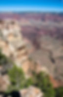 Grand Canyon vista as a fine art print for the walls of your home or office.