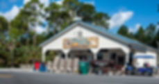 The Indian Pass Trading Post as a fine art print for the walls of your home or office.