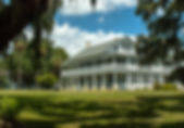 Pictue of Chinsegutt Hill Manor House as a fine art print for the walls of your home or office.